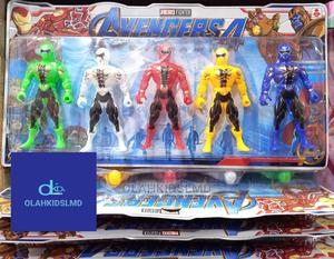 5in1 Power Rangers Figure   Toys for sale in Lagos State, Apapa