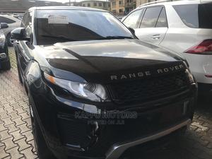 Land Rover Range Rover Evoque 2015 Black | Cars for sale in Lagos State, Ikeja