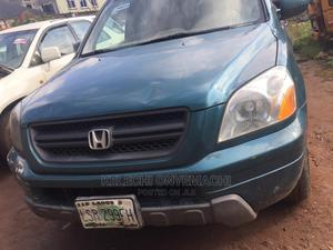Honda Pilot 2002 Green | Cars for sale in Lagos State, Agege