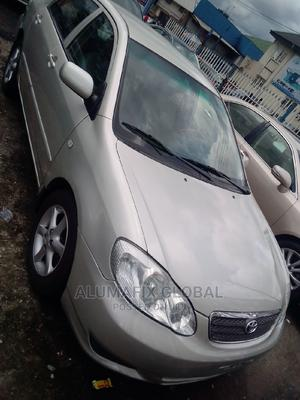 Toyota Corolla 2004 Sedan Automatic Silver | Cars for sale in Rivers State, Port-Harcourt