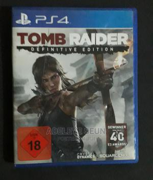 Tomb Raider Definitive Edition   Video Games for sale in Lagos State, Surulere