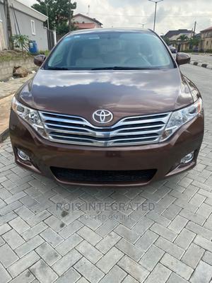 Toyota Venza 2010 V6 Brown | Cars for sale in Lagos State, Magodo