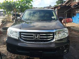 Honda Pilot 2013 Brown | Cars for sale in Lagos State, Apapa