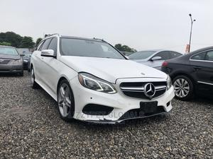 Mercedes-Benz E350 2015 White | Cars for sale in Lagos State, Yaba