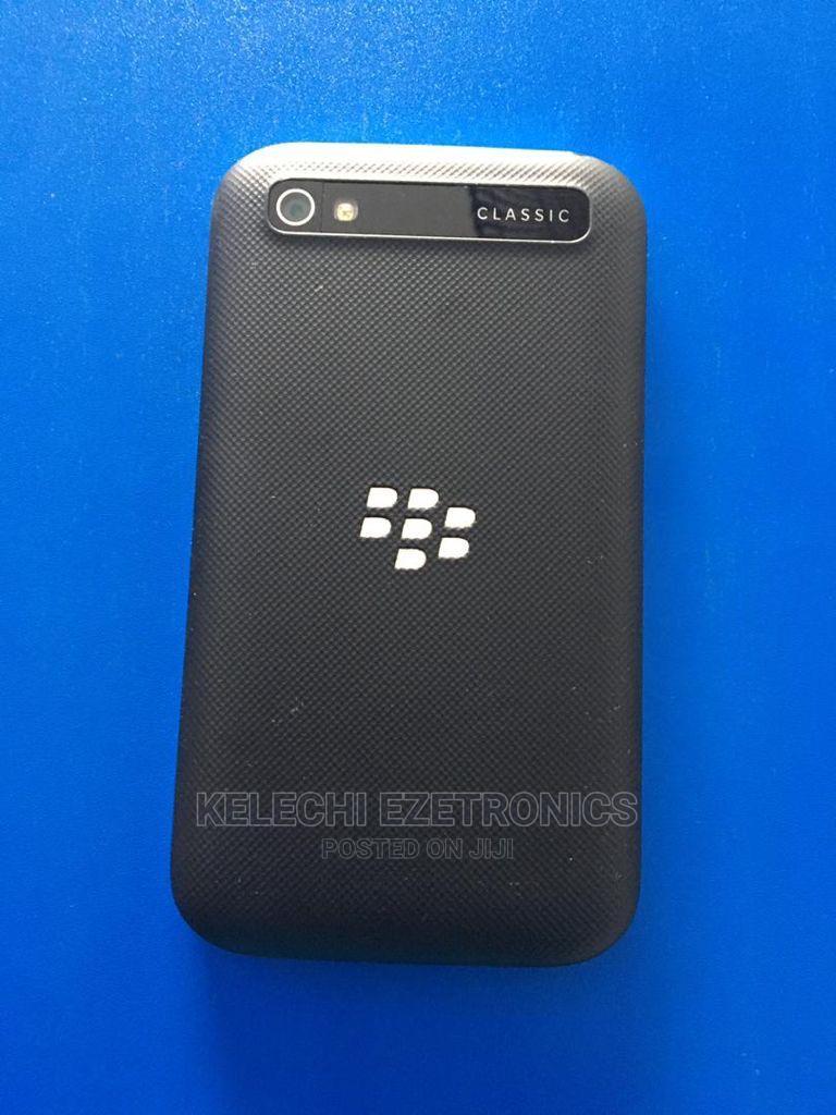 BlackBerry Classic 16 GB Black | Mobile Phones for sale in Ikeja, Lagos State, Nigeria