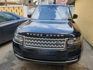 Land Rover Range Rover 2017 Black | Cars for sale in Lagos State, Surulere