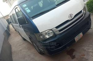 White Toyota Hiace Bus for Sale   Buses & Microbuses for sale in Lagos State, Apapa