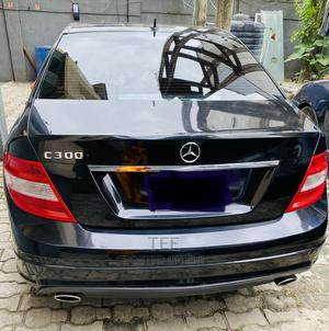 Mercedes-Benz C300 2010 Black   Cars for sale in Lagos State, Yaba
