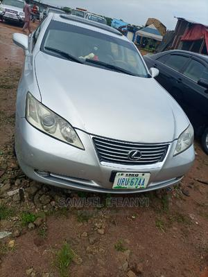 Lexus ES 2008 350 Silver | Cars for sale in Imo State, Owerri