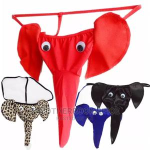 Men Dick Pouch Lingerie Fun Underwear Male Pant   Clothing for sale in Lagos State, Yaba