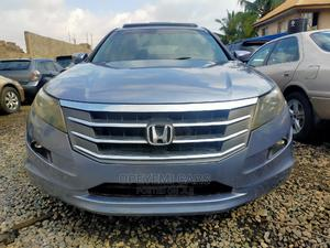 Honda Accord Crosstour 2011 Blue   Cars for sale in Lagos State, Ikeja