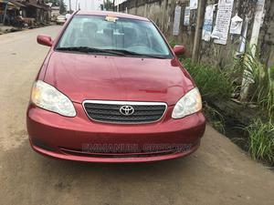 Toyota Corolla 2006 Red | Cars for sale in Rivers State, Port-Harcourt