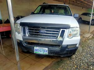 Ford Sport Trac 2008 White   Cars for sale in Lagos State, Ikeja