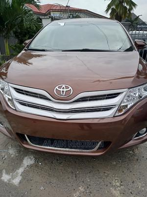 Toyota Venza 2013 Brown | Cars for sale in Rivers State, Port-Harcourt