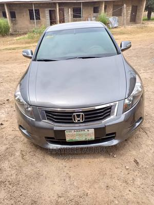 Honda Accord 2008 2.4 EX Gray | Cars for sale in Kwara State, Ilorin West