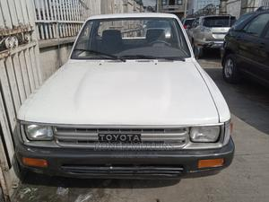 Toyota Hilux 1992 White | Cars for sale in Lagos State, Agboyi/Ketu