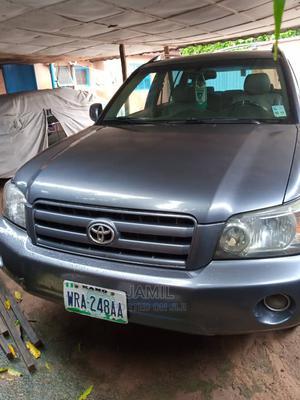 Toyota Highlander 2004 Blue   Cars for sale in Kaduna State, Kaduna / Kaduna State