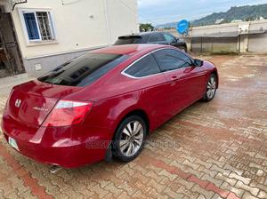 Honda Accord 2010 Coupe LX-S Automatic Red   Cars for sale in Abuja (FCT) State, Bwari