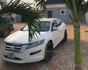 Honda Accord Crosstour 2010 White   Cars for sale in Oyo State, Ibadan