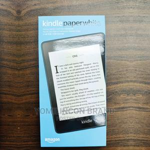 New Amazon Kindle Paperwhite 8 GB Black   Tablets for sale in Lagos State, Ikeja