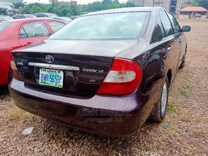 Toyota Camry 2003 Black | Cars for sale in Abuja (FCT) State, Central Business District