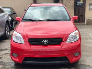 Toyota Matrix 2002 Red | Cars for sale in Katsina State, Jibia