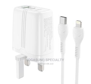 OGASUNI: Dual Port PD20W+QC3.0 Charger | Accessories for Mobile Phones & Tablets for sale in Abia State, Aba North