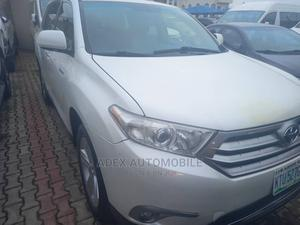 Toyota Highlander 2012 Limited White   Cars for sale in Lagos State, Magodo
