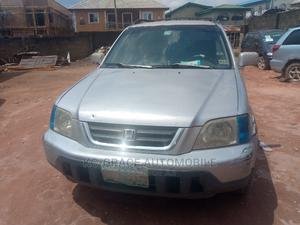 Honda CR-V 2000 2.0 Automatic Silver | Cars for sale in Lagos State, Ifako-Ijaiye