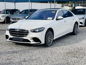 New Mercedes-Benz S-Class 2021 White | Cars for sale in Abuja (FCT) State, Asokoro
