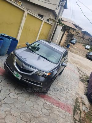 Acura MDX 2012 Brown   Cars for sale in Lagos State, Ikeja