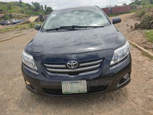 Toyota Corolla 2010 Black | Cars for sale in Abuja (FCT) State, Maitama