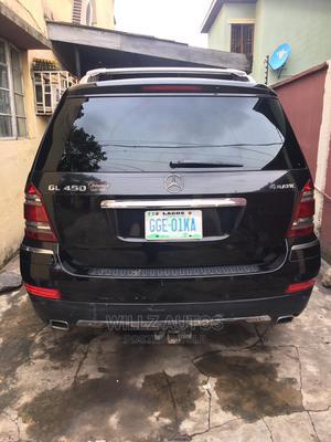 Mercedes-Benz GL-Class 2009 GL 450 Black | Cars for sale in Lagos State, Gbagada