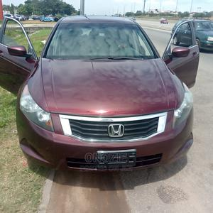 Honda Accord 2008 2.0 Comfort Automatic Ivory | Cars for sale in Abuja (FCT) State, Gwarinpa