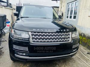 Land Rover Range Rover 2015 Black | Cars for sale in Lagos State, Ajah