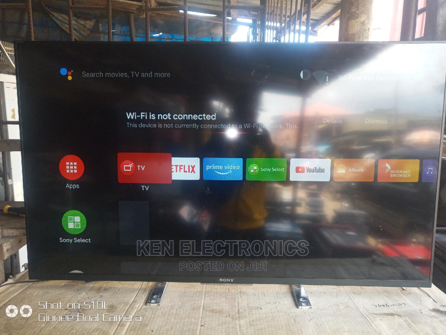 Sony Smart Tv 50 Inches