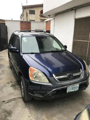 Honda CR-V 2002 Blue | Cars for sale in Lagos State, Surulere