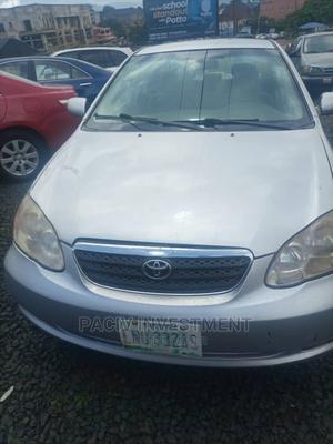 Toyota Corolla 2006 Silver | Cars for sale in Enugu State, Enugu