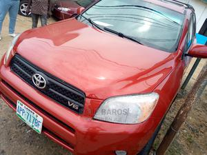 Toyota RAV4 2008 Limited V6 4x4 Red   Cars for sale in Rivers State, Port-Harcourt