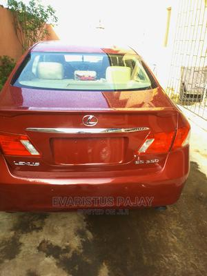 Lexus ES 2008 350 Red   Cars for sale in Lagos State, Alimosho