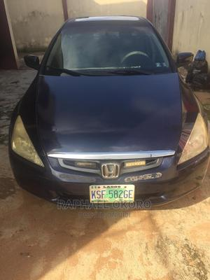 Honda Accord 2005 Automatic Blue | Cars for sale in Lagos State, Alimosho