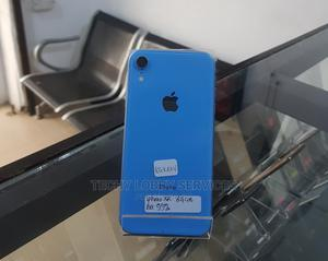 Apple iPhone XR 64 GB Blue   Mobile Phones for sale in Lagos State, Gbagada