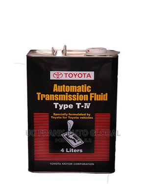 Toyota T-Iv ATF 4litres   Vehicle Parts & Accessories for sale in Lagos State, Isolo