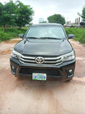 Toyota Hilux 2013 Black | Cars for sale in Abuja (FCT) State, Idu Industrial