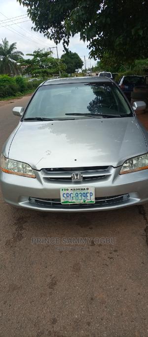 Honda Accord 1999 EX Silver | Cars for sale in Kaduna State, Kaduna / Kaduna State