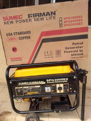 11months Old 3kva Sumec Firman Generator | Electrical Equipment for sale in Lagos State, Abule Egba