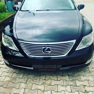 Lexus LS 2007 460 Luxury Sedan Black | Cars for sale in Lagos State, Magodo