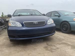 Toyota Corolla 2005 Sedan Automatic Blue | Cars for sale in Lagos State, Isolo