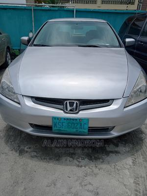 Honda Accord 2004 Silver | Cars for sale in Rivers State, Port-Harcourt