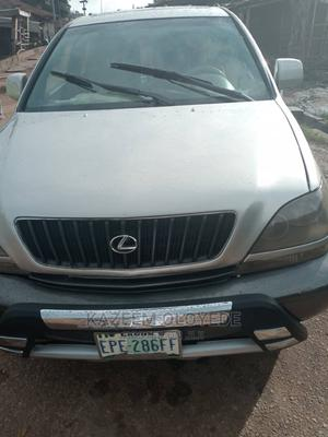 Lexus RX 2002 Silver | Cars for sale in Ogun State, Abeokuta South